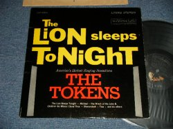 画像1: THE TOKENS - THE LION SLEEPS TONIGHT ( Ex/Ex++ EDSP) / 1961 US AMERICA ORIGINAL STEREO Used LP