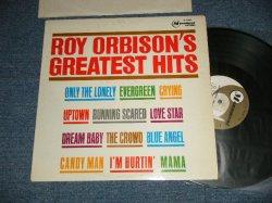 画像1: ROY ORBISON - GREATEST HITS ( Ex+++, Ex+/Ex+ A-1,B-1:VG+++)  /  1962 US AMERICA ORIGINAL 1st press MONO  Used LP