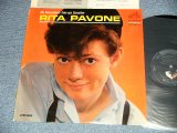 RITA PAVONE - THE INTERNATIONAL TEEN-AGE SENSATION ( Ex++/Ex+++ A-1:Ex++) / 1964 US AMERICA ORIGINAL MONO  Used LP