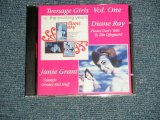 JANIE GRANT, DIANE RAY - TEENAGE GIRLS Volume One (MINT-/MINT ) / 1994 CANADA  ORIGINAL Used CD