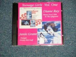 画像1: JANIE GRANT, DIANE RAY - TEENAGE GIRLS Volume One (MINT-/MINT ) / 1994 CANADA  ORIGINAL Used CD