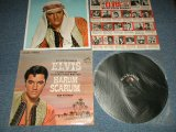 "ELVIS PRESLEY - HARUM SCARUM :(with Bonus PHOTO) ( Matrix #  A)2S / B) 6S )  (Ex++/Ex+++ B-2:Ex) / 1965 US AMERICA ORIGINAL ""WHITE RCA^Victor Logo on TOP, STEREO at BOTTOM Label""  STEREO Used LP"