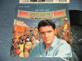 ELVIS PRESLEY - ROUSTABOUT (MINT-/MINT-) / 1977 Version US AMERICA REISSUE STEREO Used LP