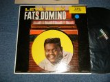 "FATS DOMINO - LET'S PLAY( Ex++/MINT- STOFC, EDSP)  / 1959 US AMERICA 1st Press ""BLACK with 5 STARS Label""  MONO Used  LP"
