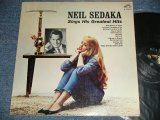 NEIL SEDAKA /- SINGS HIS GREATEST HITS (Ex++/MINT-) / 1962 US AMERICA ORIGINAL MONO Used LP