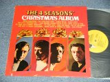 THE 4 FOUR SEASONS - CHRISTMAS ALBUM  (MINT-/MINT  Cutout)   / 1980's US AMERICA REISSUE  used LP