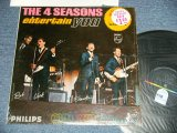 THE 4 FOUR SEASONS - ENTERTAIN YOU (MINT-/MINT- BB)   / 1965 US AMERICA ORIGINAL MONO used LP