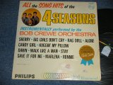 BOB CREWE ORCHESTRA - ALL THE SONG HITS OF THE 4 FOUR SEASONS (Ex/Ex+++) / 1964 US AMERICA ORIGINAL MONO Used LP