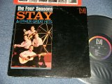 THE 4 FOUR SEASONS -  STAY & OTHER GREAT HITS (Ex/Ex++)   / 1964 US AMERICA ORIGINAL MOBO used LP