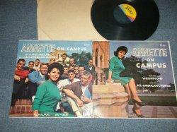 画像1: ANNETTE - ON CAMPUS (MINT-/MINT- EDSP)  / 1964 US AMERICA ORIGINAL MONO Used LP