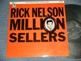 RICKY NELSON - MILLION SELLERS  (MINT/MINT) / UK ENGLAND REISSUE STEREO Used LP