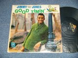 JIMMY JONES - GOOD TIMIN'  (Ex-/Ex+ Looks:Ex-, EDSP, Tape seam)  / 1960 US AMERICA ORIGINAL MONO Used  LP