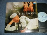 "THE FLEETWOODS - DEEP IN A DREAM (Ex++/Ex++ B-2,3:VG) / 1961 US AMERICA ORIGINAL ""LIGHT BLUE"" Label MONO Used LP"