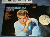"BOBBY VEE - I REMEMBER BUDDY HOLLY  (Ex+/Ex+++ Looks:MINT- EDSP)  / 1963 US AMERICA ORIGINAL ""PROMO AUDITION Label""  STEREO Used LP"