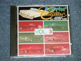 "V.A.Various OMNIBUS -  BOPPIN' CADILLAC AUTHENTIC 60'S ""POPCORN"" OLDIES VOL.3  (NEW) / 199 EU / EEC EUROPE ""BRAND NEW"" CD"