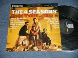 THE 4 FOUR SEASONS - GOLD VAULT OF HITS (MINT-/MINT-)   / 1965 US AMERICA ORIGINALSTEREO used LP