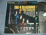 THE 4 FOUR SEASONS - 2ND VAULT OF GOLDEN HITS (Ex++/MINT- EDSP) / 1967 US AMERICA ORIGINAL STEREO used LP