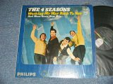 THE 4 FOUR SEASONS - WORKING MY WAY BACK TO YOU (Ex+++?Ex++ B-1, 2:Ex)   / 1965 US AMERICA ORIGINAL MONO used LP