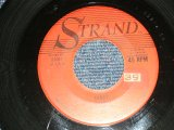 """LARRY HALL - A) SANDY  B) LOVIN' TREE (Ex-/Ex++ STOL) / 1959 US AMERICA Original Used 7"""" Single"""