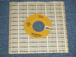 """画像1: THE CHANTELS -  A)STILL  B) WELL, I TOLD YOU (Ex+/Ex+)/ 1961 US AMERICA Original Used 7"""" Single"""