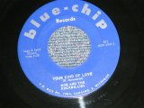 "BOB AND THE ROCKABILLIES - A) YOUR KIND OF LOVE  B) BABY WHY DID YOU HAVE TO GO (Ex++/Ex++) / 1958 US AMERICA Original Used 7"" Single"
