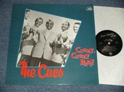 """画像1: The CUES - CRAZY, CRAZY PARTY  (NEW)   /  1988 GERMAN """"BRAND NEW"""" LP"""