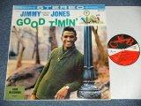 """JIMMY JONES - GOOD TIMIN'  (NEW) / 1986 EUROPE REISSUE  STEREO  """"BRAND NEW""""LP"""