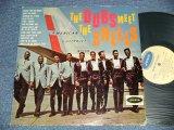 THE DUBS  THE SHELLS - THE DUBS MEET THE SHELLS (Ex/Ex+++ Looks:Ex+) / 1962 US AMERICA ORIGINAL MONO Used LP