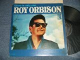 ROY ORBISON -  THERE IS ONLY ONE ( VG+++/Ex A-1:Poor Jump)  / 1965  US AMERICA ORIGINAL MONO Used  LP