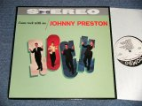 "JOHNNY PRESTON - COME ROCK WITH ME (NEW) / 1991 ITALY REISSUE ""BRAND NEW"" LP"