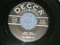 "CARL DOBKINS Jr. -  A) LUCKY DEVIL  B) IN MY HEART (Ex+/Ex+) / 1959 US AMERICA ORIGINAL 1st Press Label Used 7"" 45 Single"