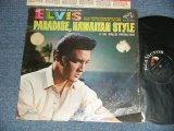 "ELVIS PRESLEY - PARADISE HAWAIIAN STYLE (MATRIX # A) TPRM 3844-2S   B) TPRM 3845-2S   )  (MINT-/MINT- B-1:Ex+++) / 1966 US AMERICA ORIGINAL 1st Press ""WHITE RCA VICTOR MONAURAL at bottom Label"" MONO Used LP"