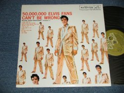 画像1: ELVIS PRESLEY - ELVIS' GOLDEN RECORDS - VOL.2 : 50,000,000 ELVIS FANS CAN'T BE WRONG (MINT-/MINT) / US AMERICA REISSUE STEREO Used LP