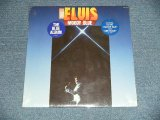 "ELVIS PRESLEY - ELVIS MOODY BLUE  (SEALED) / 1977 US AMERICA ORIGINAL ""BLUE WAX?"" ""BRAND NEW SEALED"" LP"