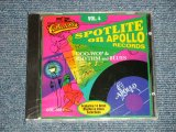 "V.A.Various OMNIBUS - SPOTLITE ON APOLLO RECORDS VOL.4 (SEALED) / 1996 US AMERICA ORIGINAL ""BRAND NEW SEALED"" CD"