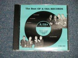 """画像1: V.A.Various OMNIBUS - THE BEST OF X-TRA RECORDS (NEW) / 2001 GERMANY GERMAN ORIGINAL """"BRAND NEW"""" CD"""