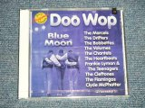 "V.A.Various OMNIBUS - DOO-WOP : BLUE MOON (SEALED) / 1997 US AMERICA ORIGINAL ""BRAND NEW SEALED"" CD"