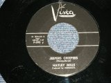 "HAYLEY MILLS - A) JEEPERS CREEPERS  B) JOHNNY JINGO (Ex++/Ex++) / 1962 US AMERICA ORIGINAL Used 7"" Single"