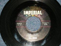 """画像1: FATS DOMINO -  A) IDA JANE  B) YOU WIN AGAIN (Ex+/Ex   STOL)  / 1962 US AMERICA ORIGINAL Used 7"""" Single"""