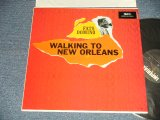 FATS DOMINO - WALKING TO NEW ORLEANS (MINT-/Ex+++ Looks:MINT-)  /1983 FRANCE FRENCH REISSUE MONO Used  LP