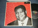 FATS DOMINO - THIS IS FATS DOMINO (MINT-/Ex+++ Looks:Ex-, MINT-)  /1981 FRANCE FRENCH REISSUE MONO Used  LP