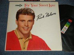 画像1: RICK NELSON - FOR YOUR SWEET LOVE  (Ex++/Ex+++  EDSP) / 1963 US AMERICA ORIGINAL MONO Used LP