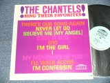 THE CHANTELS - SING THEIR FAVORITES (Ex++/MINT-  SEAMED) / 1964 US AMERICA ORIGINAL MONO Used LP