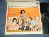 CONNIE FRANCIS - SINGS FUN SONGS FOR CHILDREN (Ex++/MINT- EDSP) / 1962 US AMERICA ORIGINAL MONO Used LP