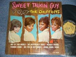画像1: THE CHIFFONS - SWEET TALKIN' GUY (MINT-/Ex+++ B-1:Ex)  / 1966 US AMERICA ORIGINAL MONO Used LP