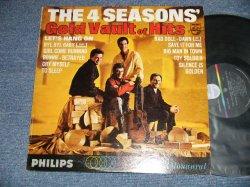 画像1: THE 4 FOUR SEASONS - GOLD VAULT OF HITS (Ex++/Ex+++ Looks:Ex+++) / 1965 US AMERICA ORIGINAL MONO used LP