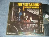 THE 4 FOUR SEASONS - 2ND VAULT OF GOLDEN HITS (Ex/Ex++) / 1967 US AMERICA ORIGINAL MONO used LP