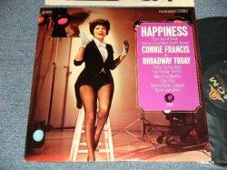画像1: CONNIE FRANCIS - HAPPINESS (Ex+++/MINT-  BB) / 1967 US AMERICA ORIGINAL STEREO Used LP