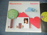 "WANDA JACKSON - A WOMAN LIVES FOR LOVE ( Ex++/Ex+++ WOBC) / 1970 US AMERICA ORIGINAL ""CAPITOL RECORD CLUB Release"" Used  LP"