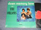 THE ORLONS -  DOWN MEMORY LANE (MINT-/Ex) / 1964 US AMERICA ORIGINAL MONO Used LP